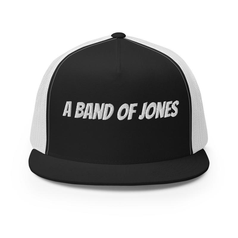 A Band of Jones Cap