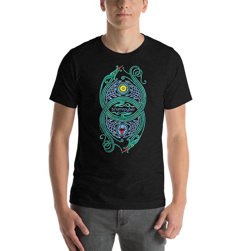 Dragons - Short-Sleeve Unisex T-Shirt