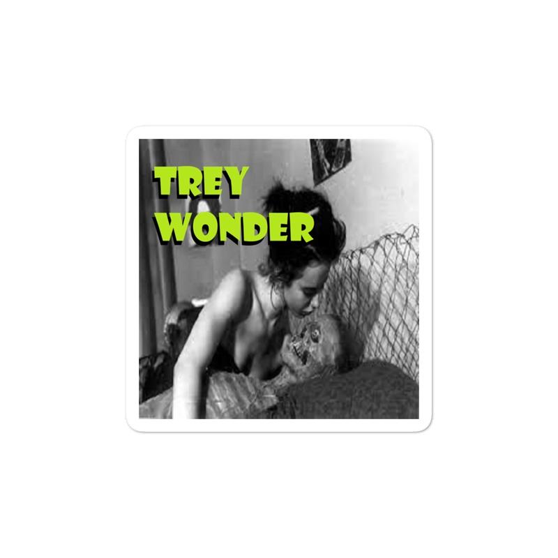 Trey Wonder - out of the dark