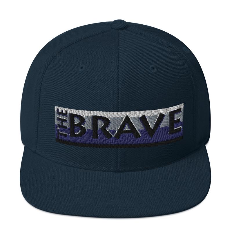 THE BRAVE SNAPBACK HAT