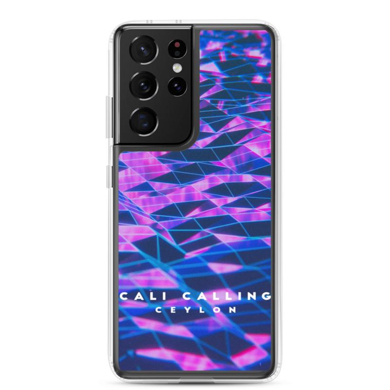 Cali Calling Samsung Case