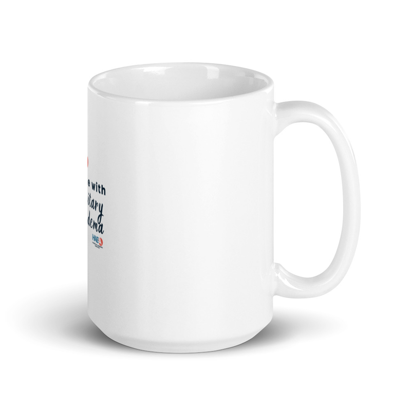 Drinkware - I love someone with HAE Mug