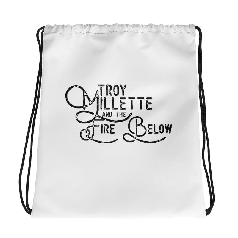 Logo Drawstring bag