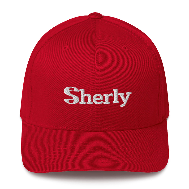 "Eric ""Sherly"" Sherlock - Flexfit Hat"