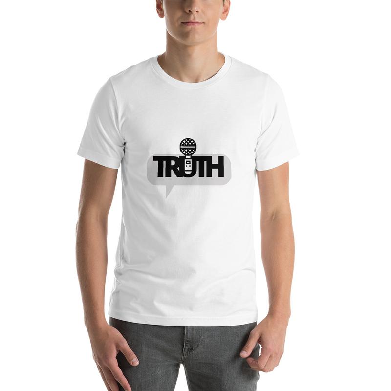 Truth Lofi Hip Hop Music T-Shirt, Speak Logo