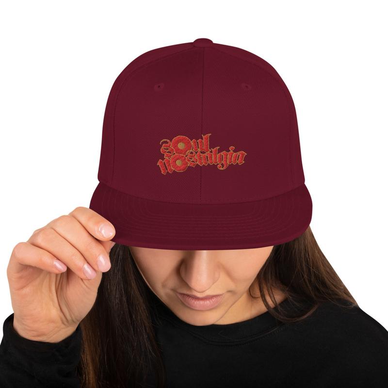Soul Nostalgia Snapback Hat