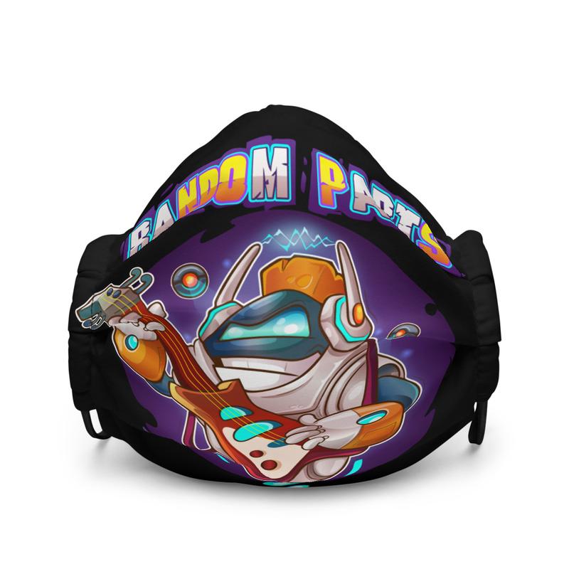 Random Parts - Premium Face Mask