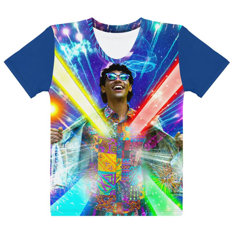 RAINBOW WARRIOR T-Shirt - Women's Cut
