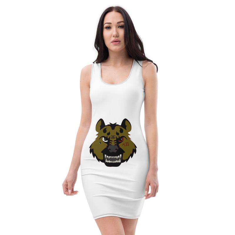 Hyena GANG Sublimation Cut & Sew Dress