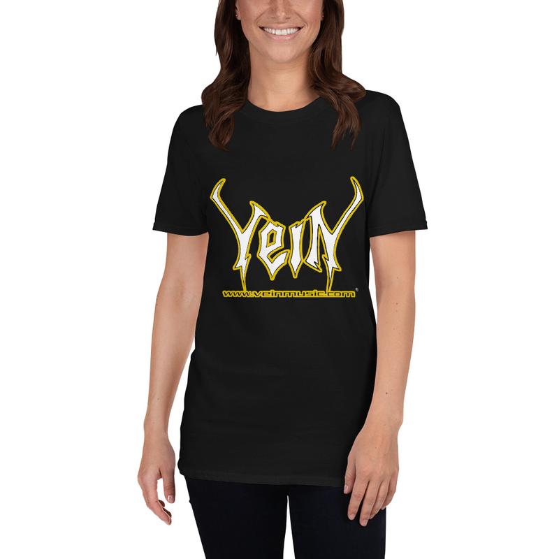 VeiN Gold Short Sleeve Unisex T-Shirt