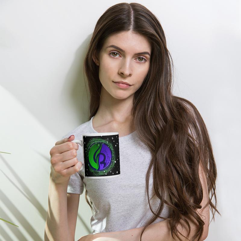 Stars Logo Mug