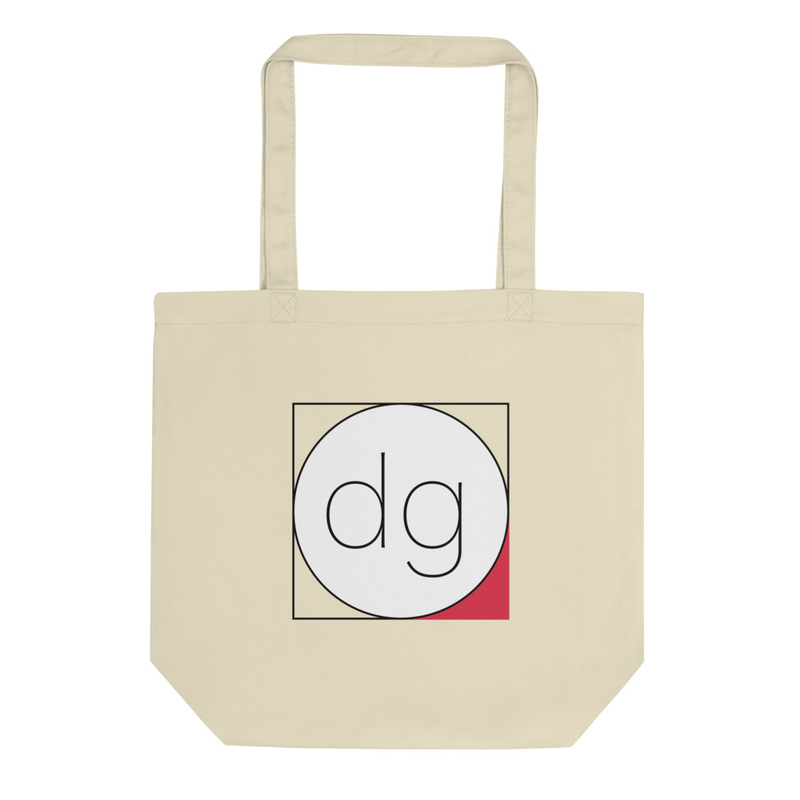 Eco DG Logo Tote Bag