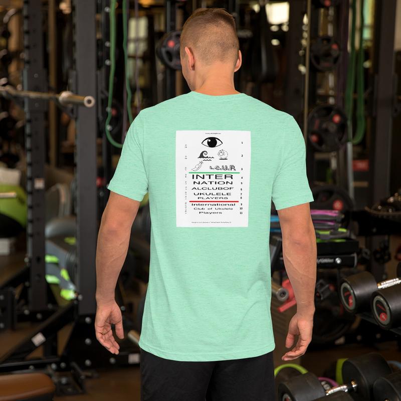 Short-Sleeve Unisex T-Shirt-Pastels