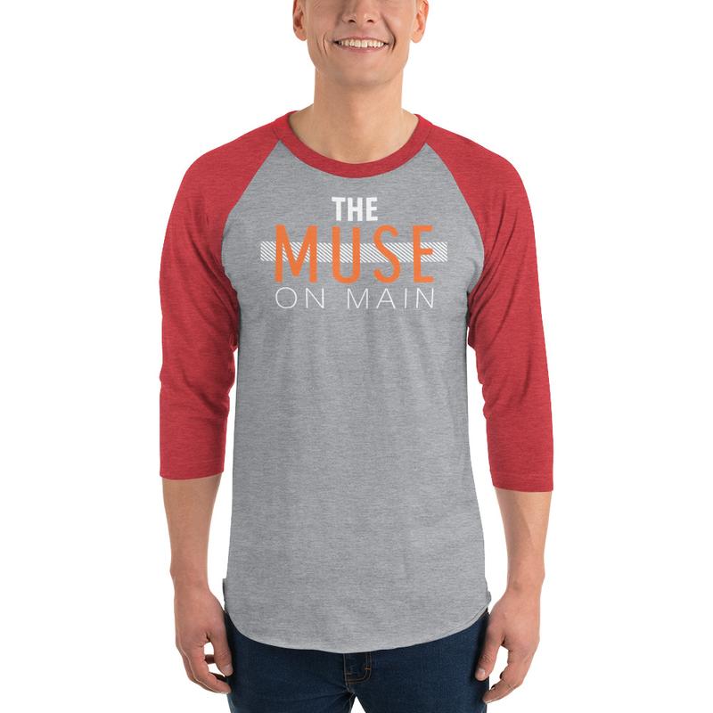 tMoM - 3/4 sleeve raglan shirt