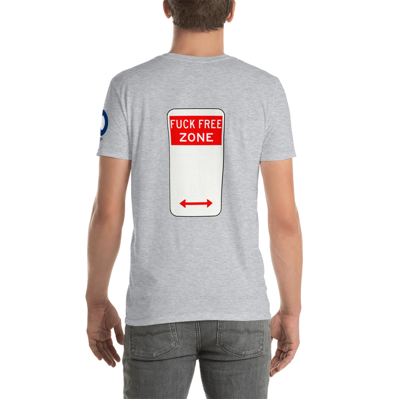 So Wrong Short-Sleeve Unisex T-Shirt (Reversed)