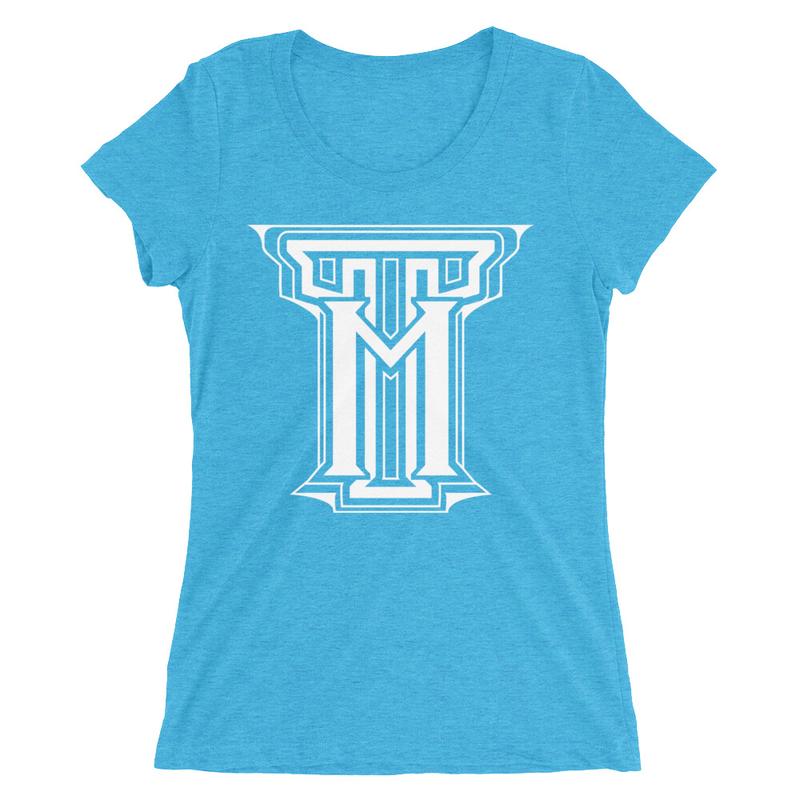 TM Logo Ladies' short sleeve t-shirt