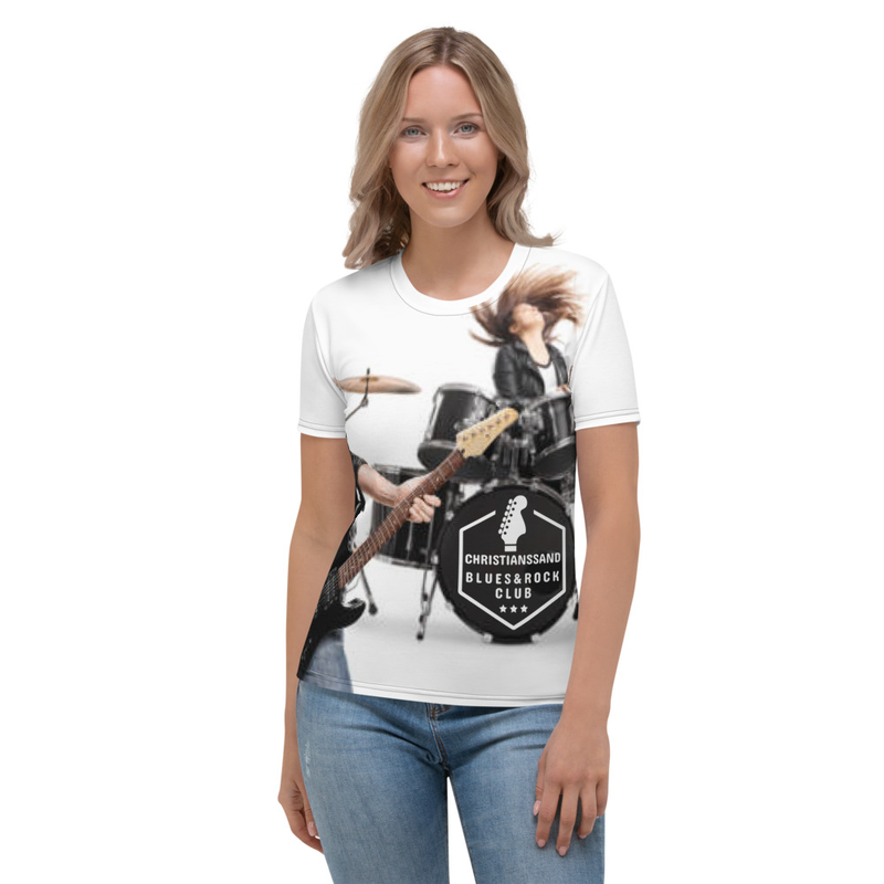 CBRC Rock-Women's T-shirt