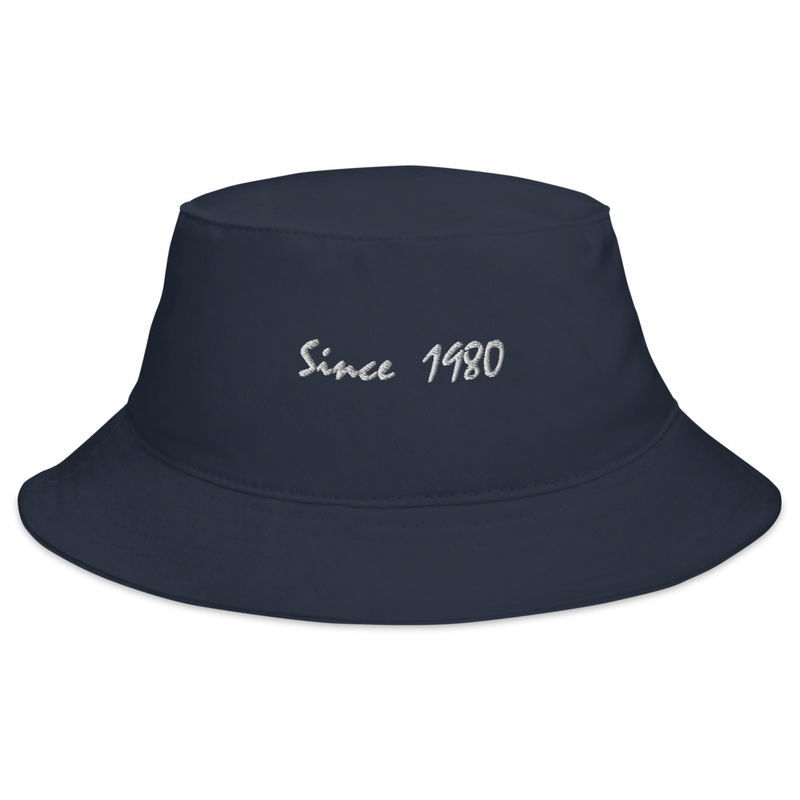 Since 1980 Bucket Hat