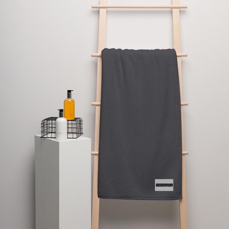 sPoonman Turkish cotton towel