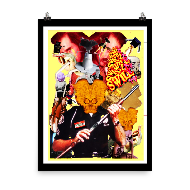 Swill Poster