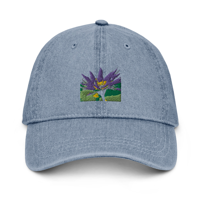 Lotus1 - Denim Hat