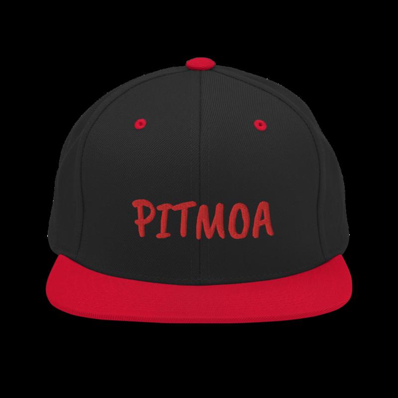 PITMOA Snapback Hat