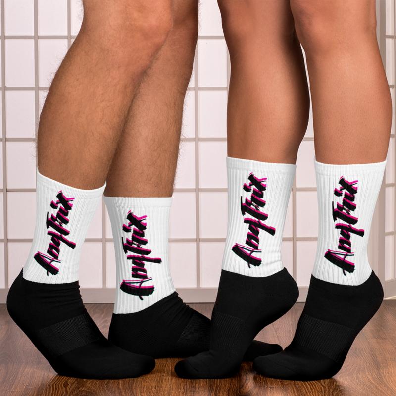 Macpherson Merch Store - AngTrix - Socks
