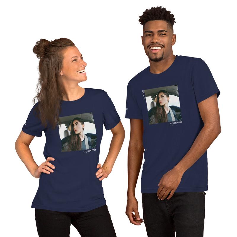 Short-Sleeve Unisex T-Shirt - Crystal Mia 2021