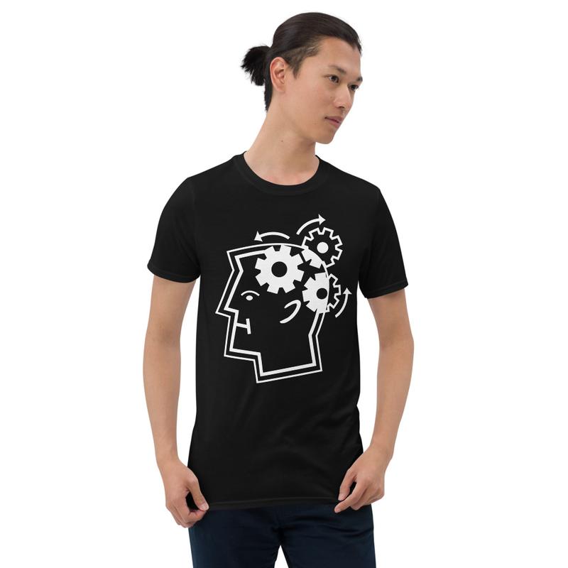 GearHead Short-Sleeve Unisex T-Shirt