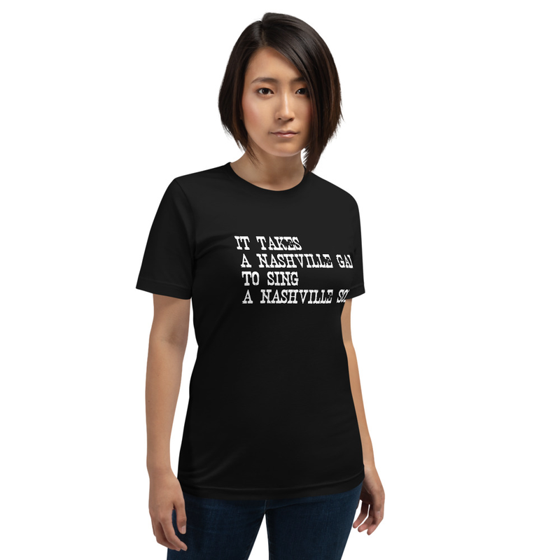 IT TAKES A NASHVILLE GAL T-shirt