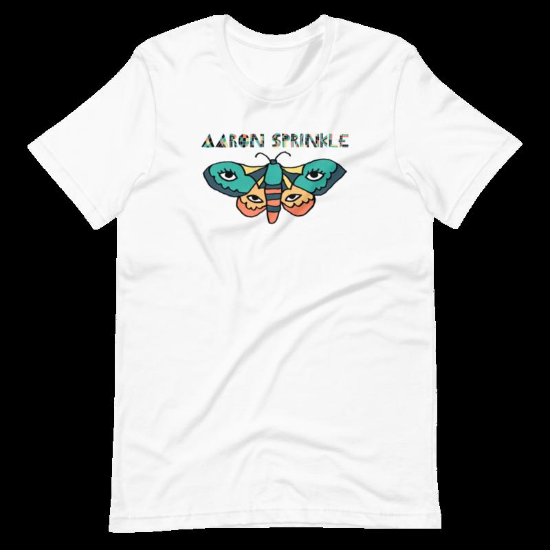 Aaron Sprinkle - Moth T-Shirt