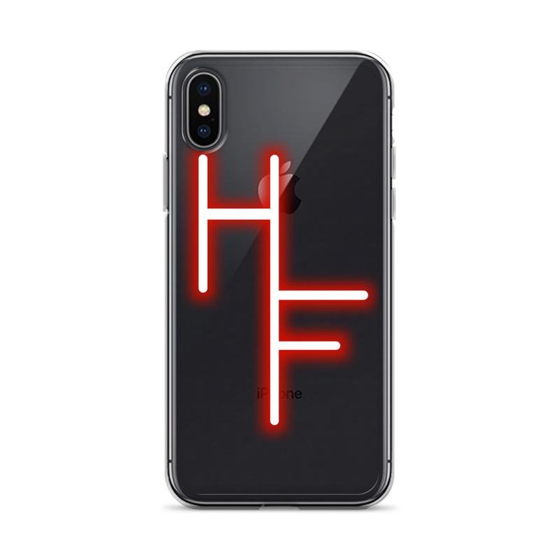 Hi Fidelity Logo iPhone Case