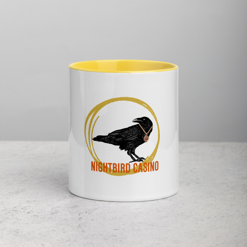 Nightbird Casino Coffee Mug