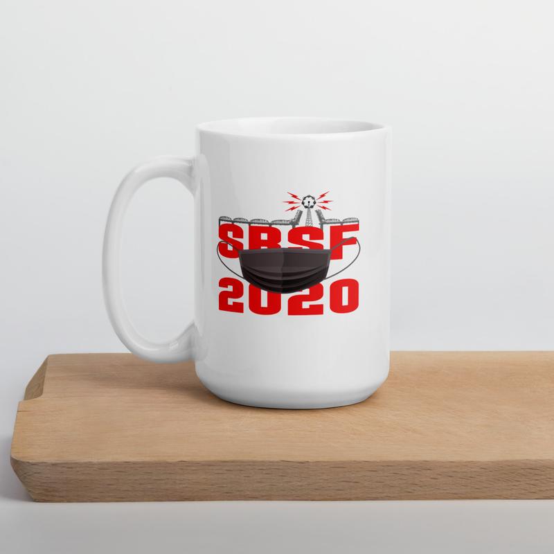 SBSF 2020 Mask Ceramic Mug