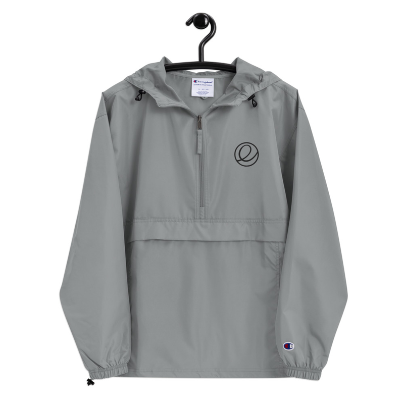 Embroidered Logomark Jacket