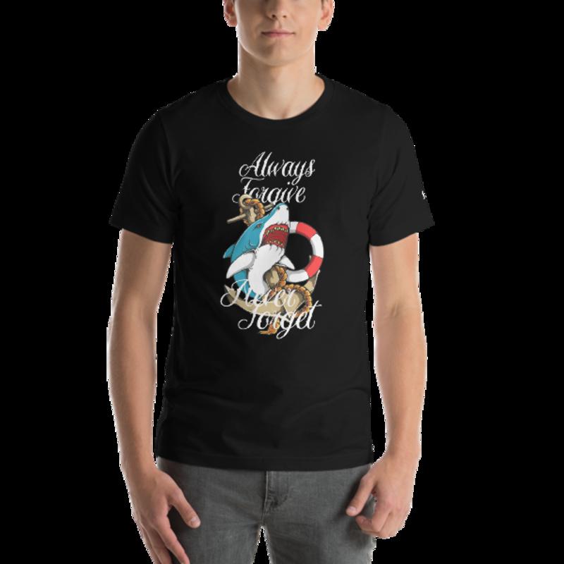 Always Forgive Unisex T-Shirt mockup