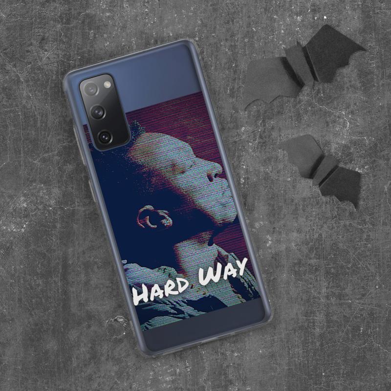 PettiKash New Single [Hard Way] Merch .Samsung Case