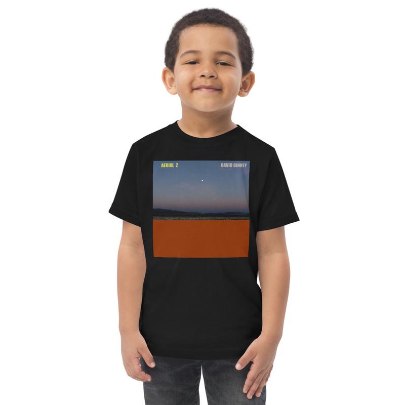 Aerial 2 Toddler jersey t-shirt