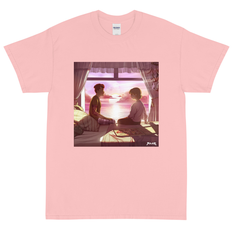 Silver Whispers Tee