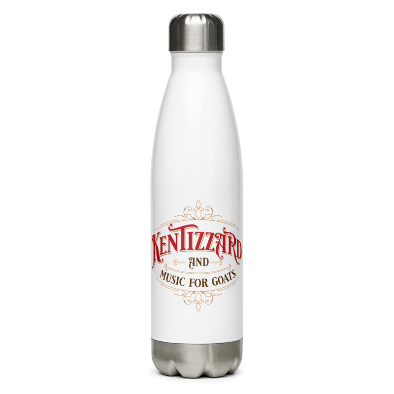 KTMFG - Stainless Steel Water Bottle