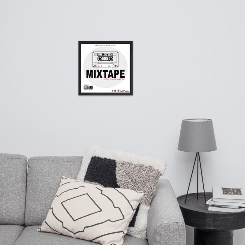 The Mixtape Framed  poster