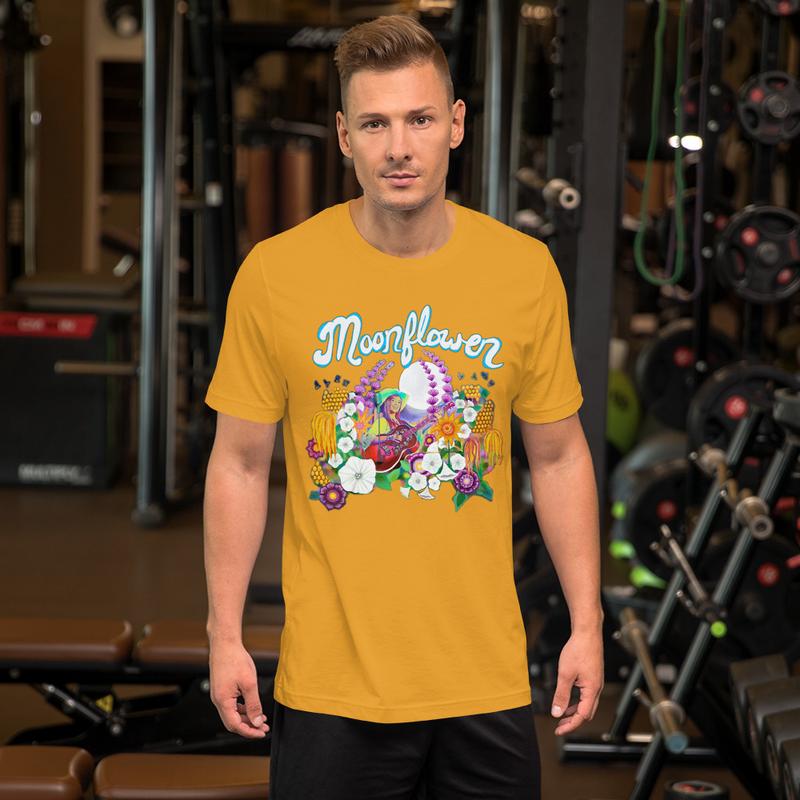 Moonflower Unisex T-Shirt