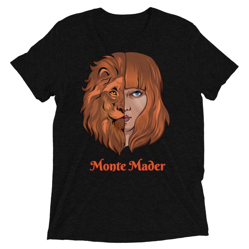 Roar Band T-Shirt