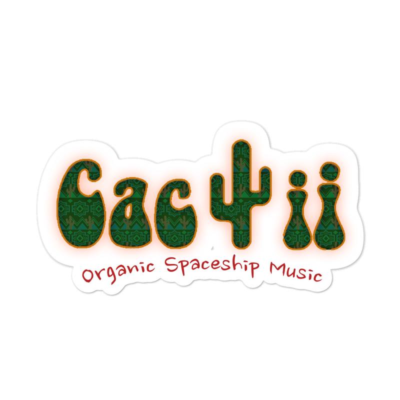 Cactii stickers