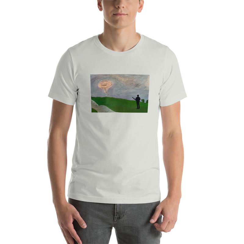 When the Tornado Comes T-Shirt