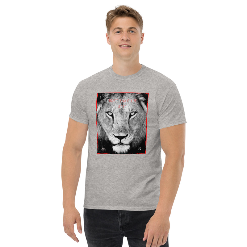 Heavyweight T-shirt | Gildan | Don't Take the Bait