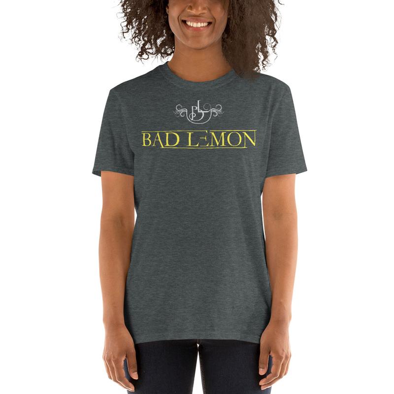 Bad Lemon Unisex T-shirts Mixed
