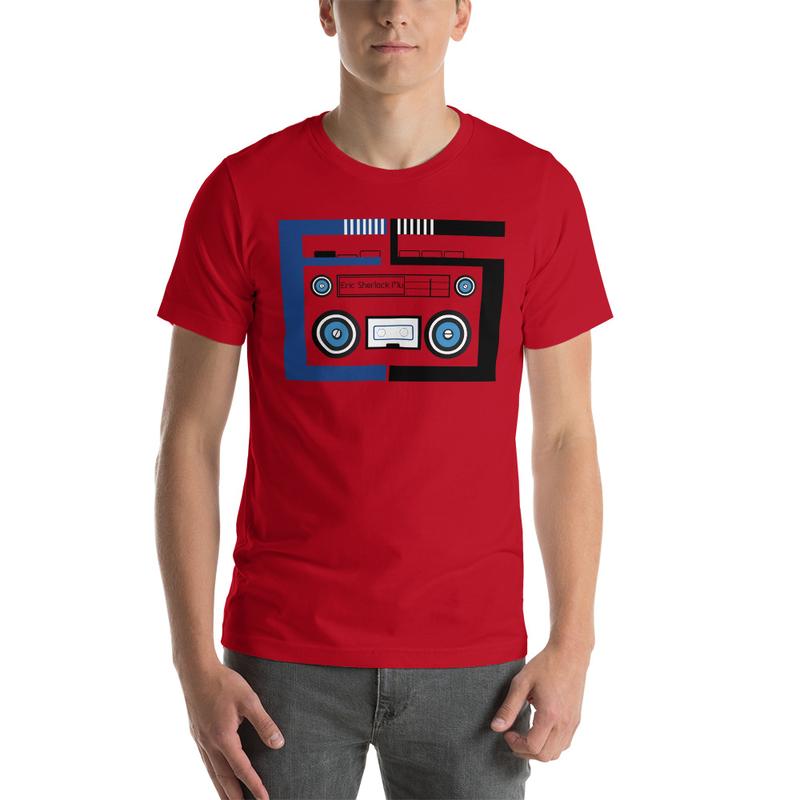Boombox Logo - T-Shirt