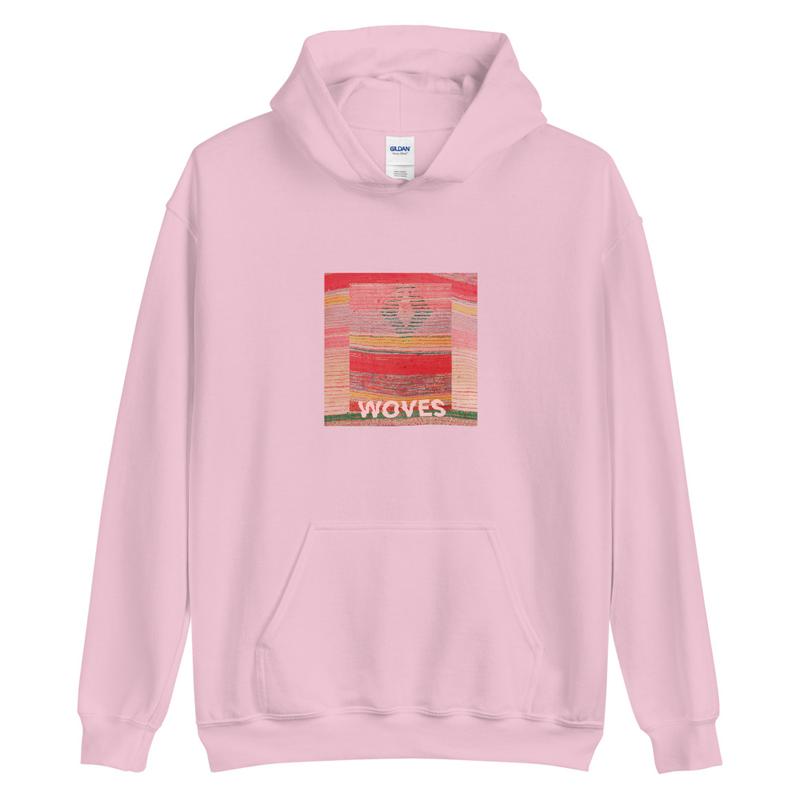 Unisex Hoodie (Woves - Release)