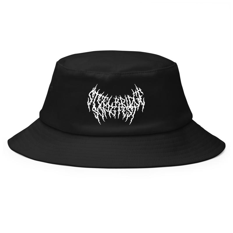 Steel Bridge '90s Throwback Bucket Hat
